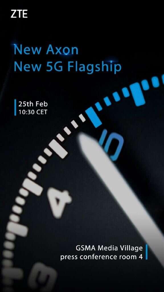 ZTE, 5G ZTE, sieć 5G ZTE, smartfon 5G ZTE