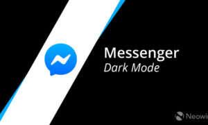 Easter egg pozwala na włączenie dark mode w Messengerze