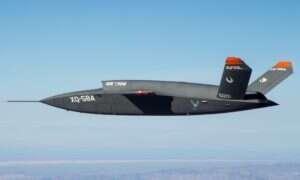Dron-pomocnik XQ-58A Valkyrie przetestowany przez lotnictwo USA