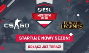 Dwa sezony ESL Mistrzostw Polski w 2019 roku