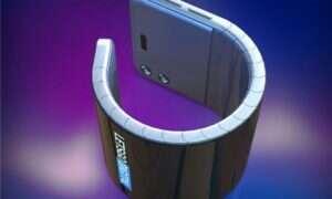 Samsung pracuje nad składanym smartfonem owijanym wokół nadgarstka