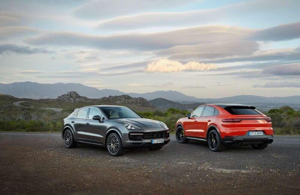 Porsche Cayenne Coupe 2020 może Wam coś przypominać...