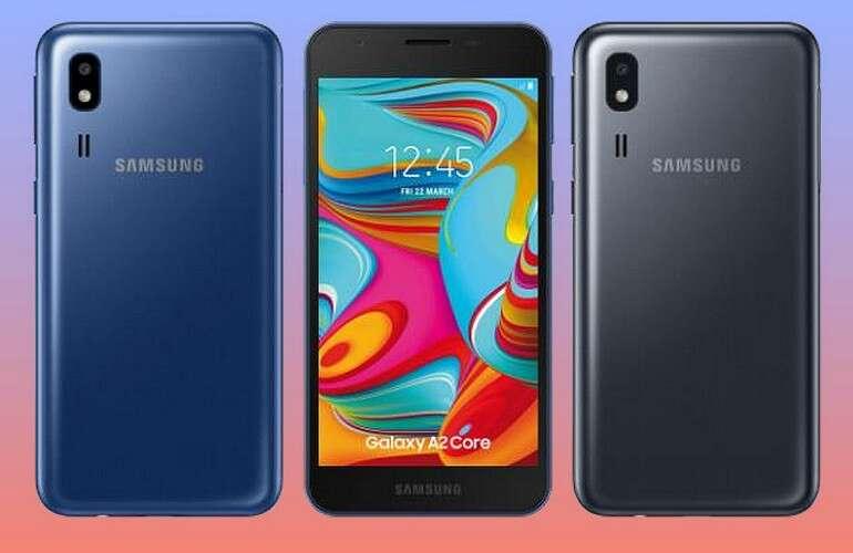 Galaxy A2 Core, informacje Galaxy A2 Core, specyfikacja Galaxy A2 Core, premiera Galaxy A2 Core, android go Galaxy A2 Core