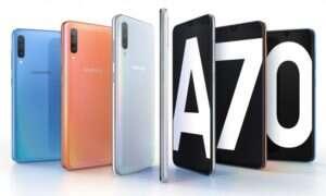 Wiemy już praktycznie wszystko o Galaxy A70