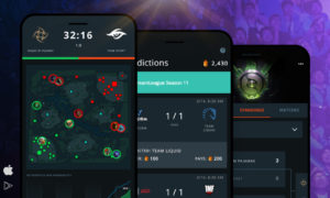 Aplikacja Dota 2 na smartfon pozwoli Wam zarobić walutę gry za obstawianie meczów