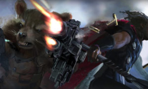 Najnowszy zestaw zabawek z Avengers: Endgame zdradza sporo spojlerów