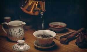 Zielona herbata pomaga w walce z otyłością