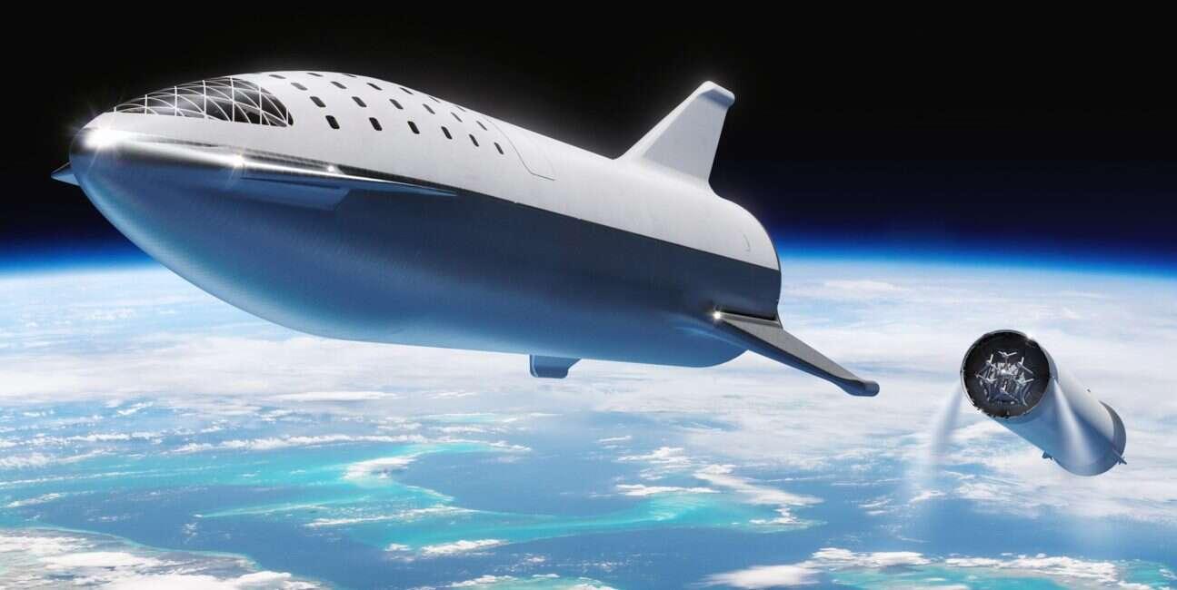 SpaceX już gotowe na testy Starship. Tak - tego, który ma podbić Marsa