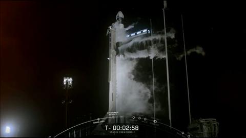 Wczorajszy sukces SpaceX Dragon Crew może uniezależnić USA od Rosji