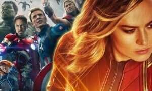 Gdzie przez ten cały czas była Kapitan Marvel?