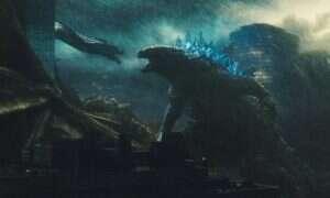 Niesamowite wideo promujące film Godzilla: Król Potworów