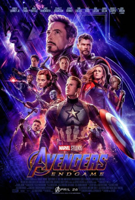 Oficjalny zwiastun Avengers Endgame!