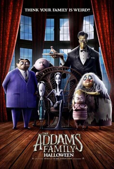 Rodzina Addamsów powraca w animowanej wersji. Zobaczcie pierwszy plakat