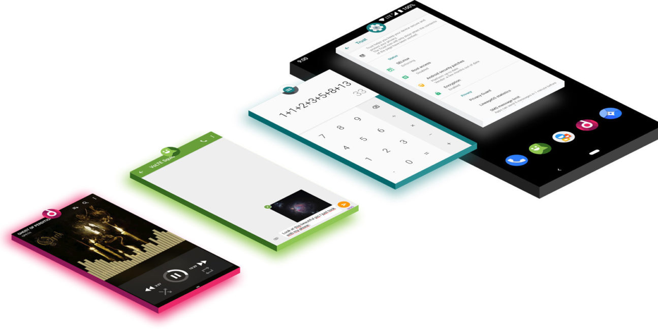 LineageOS, LineageOS 16, aktualizacja LineageOS, LineageOS android 9 LineageOS, android pie LineageOS