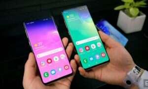 Samsung dodaje ochraniacze ekranu do Galaxy S10