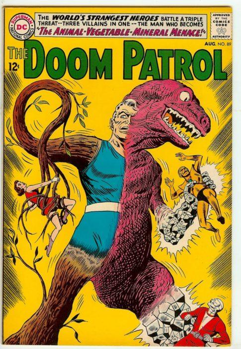 W Doom Patrol pojawi się jeden z najdziwniejszych złoczyńców DC