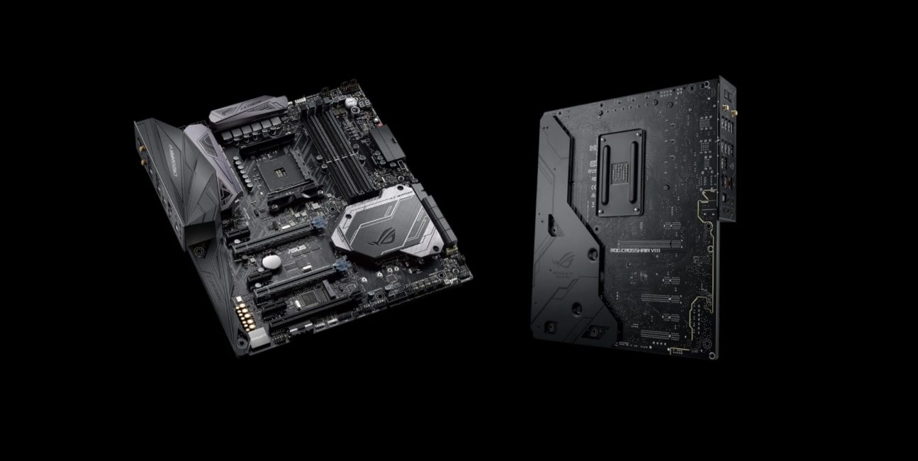 Wyciek płyt ASUS X570 dla procesorów Ryzen 3000