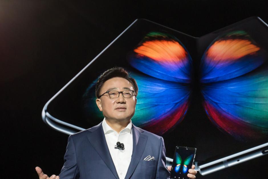 Samsung, smartfony Samsung, rynek smartfonów, smartfony 2019, biznes smartfonów