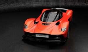 Aston Martin Valkyrie wpadło w pułapkę mocy na Le Mans
