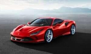 Ferrari F8 Tributo najmocniejszym supersamochodem V8 w ofercie producenta