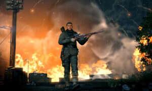 Grafika w Sniper Elite V2 Remastered – zobaczcie, czy widzicie różnicę w oprawie