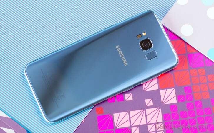 Galaxy S8, aktualizacja Galaxy S8, aparat Galaxy S8, system Galaxy S8