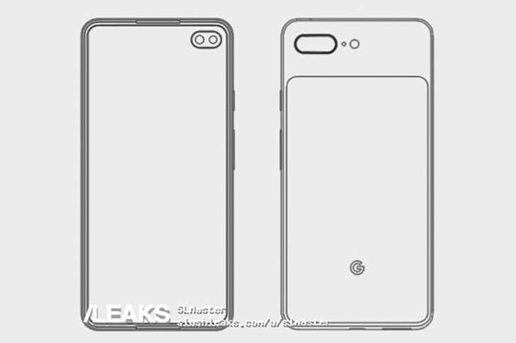 Pixel 4 XL, google Pixel 4 XL, wygląd Pixel 4 XL, design Pixel 4 XL