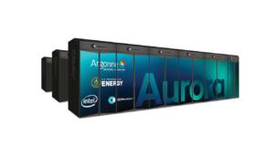 Superkomputery Aurora Intela z mocą obliczeniową jednego eksaFLOPa