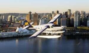 W pełni elektryczna przyszłość w planach największej linii lotniczej hydroplanów w Ameryce Północnej