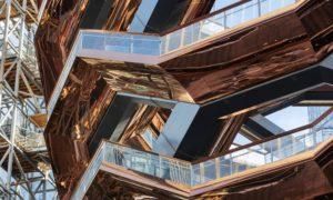 Heatherwick Studio ukończyło Vessel, czyli projekt schodów donikąd