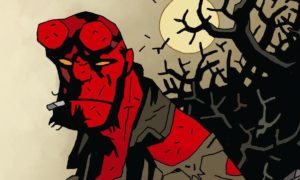 Recenzja komiksu Hellboy: Burza i Pasja, Piekielna Narzeczona