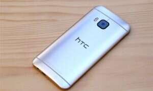 HTC powoli odbija się od dna