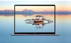 Test Huawei MateBook 13