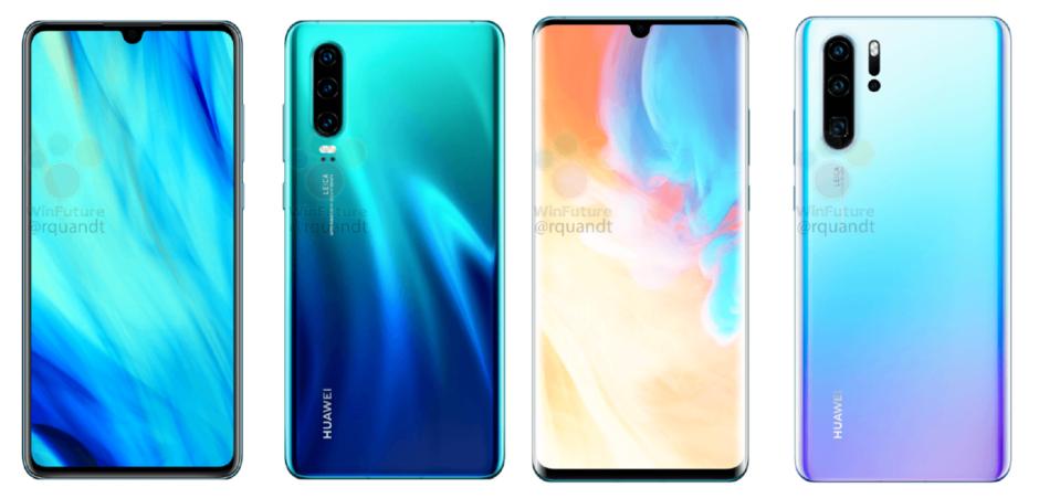 Huawei P30, Huawei P30 Pro, specyfikacja Huawei P30, specyfikacja Huawei P30 Pro, parametry Huawei P30, parametry Huawei P30 Pro,