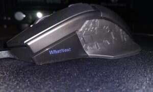 Test myszki Cooler Master MM830 z wyświetlaczem