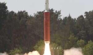 Testy indyjskich pocisków przeciw satelitom zakończone sukcesem