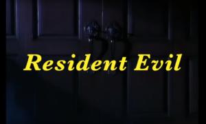 Intro Resident Evil przerobione na sitcom z lat 80.