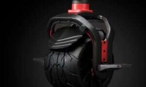 Kiwano poprawia braki elektrycznego monocykla KO1 w wersji KO1+