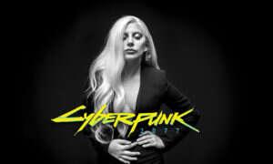 Lady Gaga w Cyberpunk 2077 – piosenkarka widziana w polskim studiu