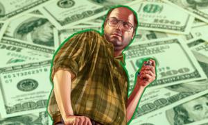 Lester z GTA Online rozdawał graczom miliony dolarów