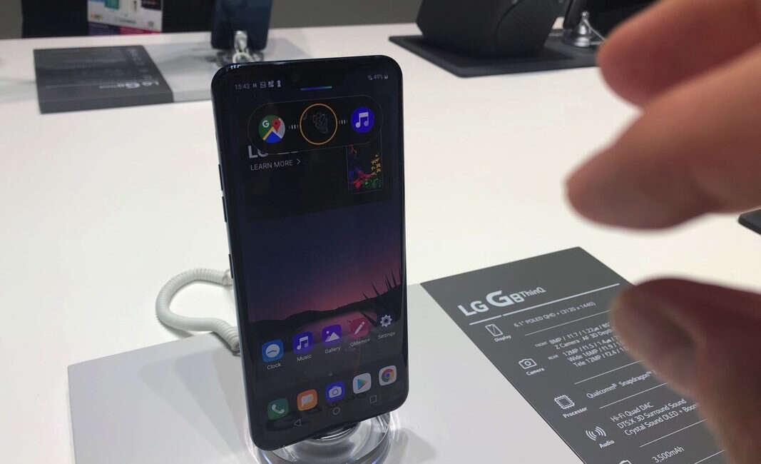 Crystal Sound OLED, LG Crystal Sound OLED, LG głośnik, LG głośnik w ekranie, display sound