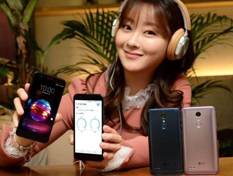 LG X4 (2019), parametry LG X4 (2019), system LG X4 (2019) procesor LG X4 (2019)