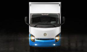 Lion Electric przygotowuje elektryczną miejską ciężarówkę Lion8