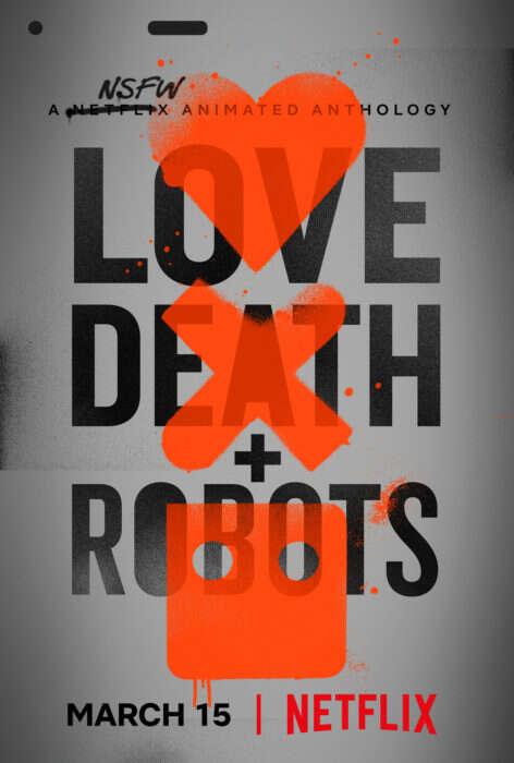 Animowany serial Miłość, Śmierć i Roboty