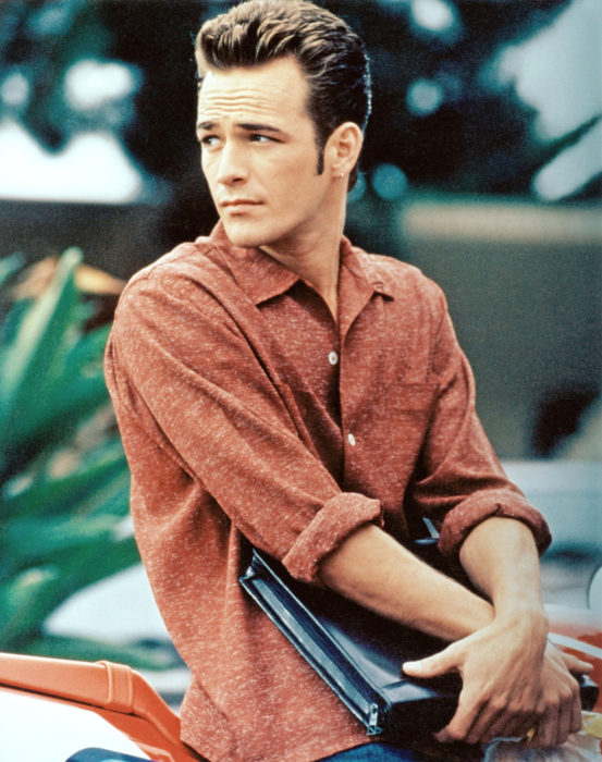 Nie żyje Luke Perry, gwiazda Riverdale i Beverly Hills 90210