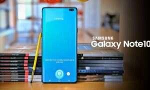 Poznaliśmy nazwę najlepszego smartfona z serii Galaxy Note 10