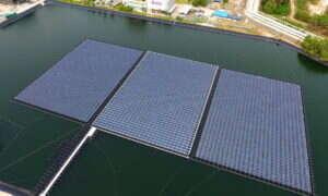 Elektrownie słoneczne na tamach i zbiornikach wodnych w planach tajwańskiego rządu