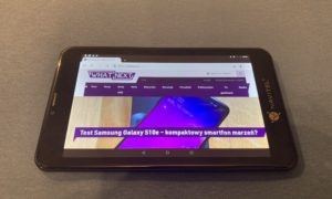 Navitel T757 LTE – test fuzji tabletu i nawigacji
