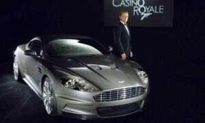 Bond będzie jeździł elektrycznym Astonem Martinem