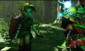 Nowa wersja The Legend of Zelda Ocarina of Time w 4K